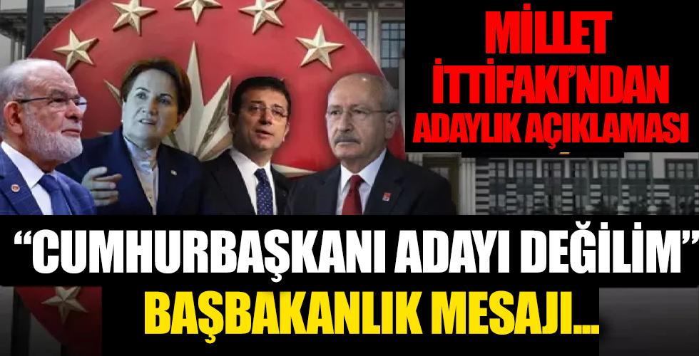 Meral Akşener cumhurbaşkanı adayı olacak mı? Canlı yayında açıkladı