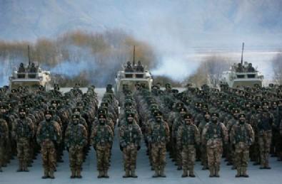 Çin'den ABD'ye gözdağı! 'Nükleer silahla vururuz!'