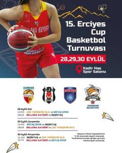 Erciyes Cup 15.Kez Kapilarini Açacak
