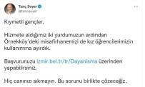 Izmir'de Yurt Ve Dayanisma Kampanyasi Için Basvurular Basladi