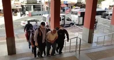 Sahte Konteyner Satarak Vurgun Yapanlara Operasyon Açiklamasi 9 Tutuklu
