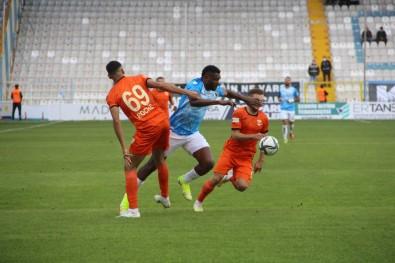 TFF 1. Lig Açiklamasi BB Erzurumspor Açiklamasi 3 - Adanaspor Açiklamasi 1