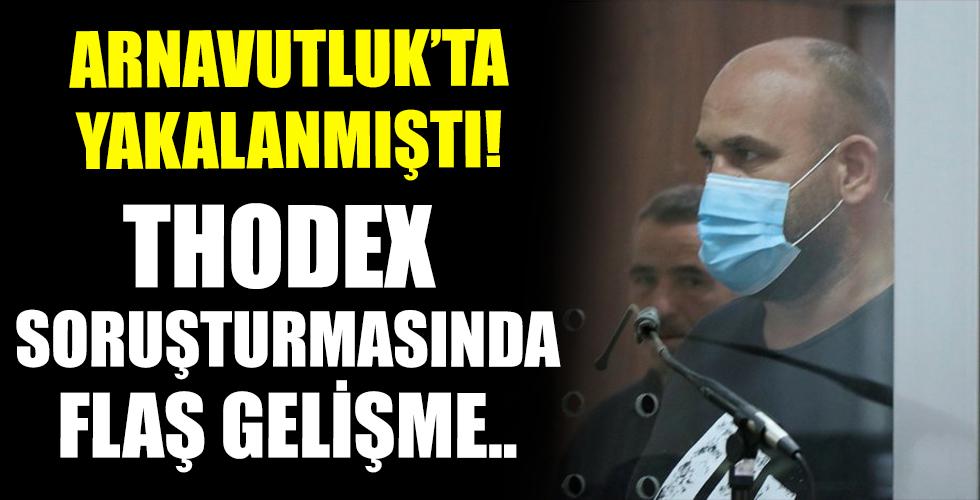 Thodex soruşturmasında Arnavutluk'ta tutuklanmıştı! Flaş gelişme...