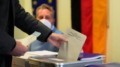 Almanya'da Seçim Heyecanı! İşte İlk Sonuçlar!