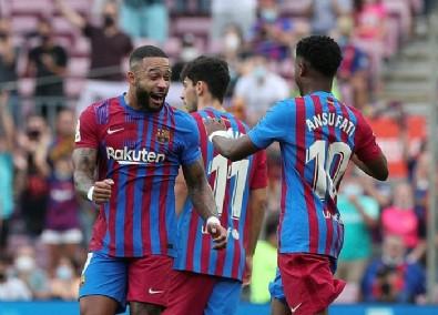 Barcelona Levante'yi farklı yendi!