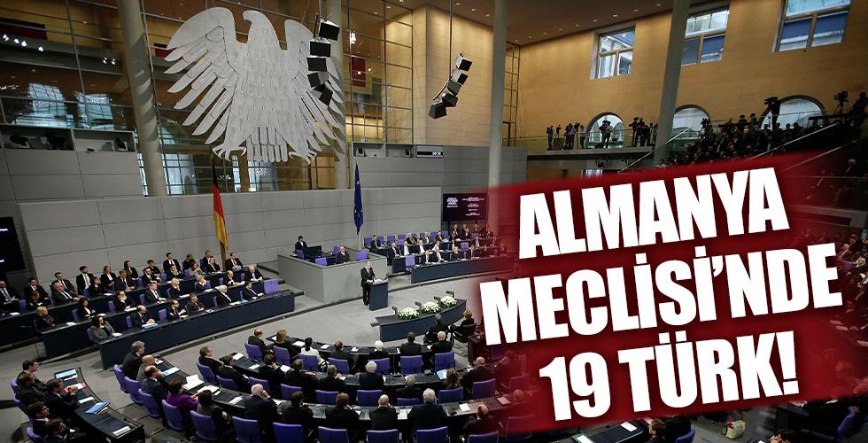 Almanya'da 19 Türk kökenli aday milletvekili seçildi