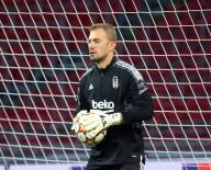 Besiktas, Ajax Maçi Öncesi Son Antrenmanini Yapti