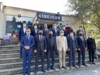 Çaycuma'da 'Akif' Filmi Gösterime Girdi