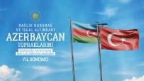 Cumhurbaskani Erdogan Açiklamasi 'Karabag'i Özgürlügüne Kavusturan Sehitlerimizi Rahmetle Yad Ediyorum'