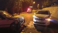 Diyarbakir'da Hatali Sollama Kazaya Sebep Oldu Açiklamasi 2'Si Agir 4 Yarali