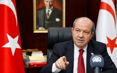 KKTC Cumhurbaşkanı Tatar'dan net mesaj: Her fırsatı kullanacağız