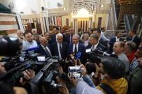 Filistin Basbakani Istiyye, Israil Isgali Altindaki Camiyi Ziyaret Etti