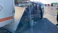Kuzey Marmara Otoyolu'nda Trafik Kazasi Açiklamasi 2 Agir Yarali