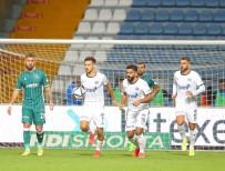 Süper Lig Açiklamasi Kasimpasa Açiklamasi 1 - IH Konyaspor Açiklamasi 2 (Ilk Yari)