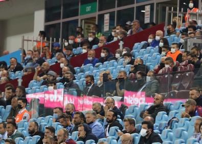 Süper Lig Açiklamasi Trabzonspor Açiklamasi 1 - Aytemiz Alanyaspor Açiklamasi 1 (Ilk Yari)