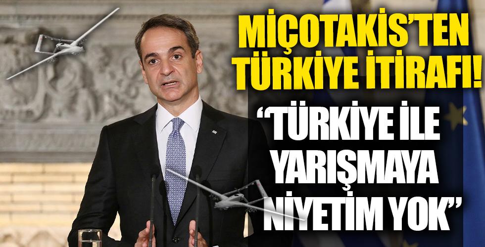 Alacağı savaş uçağı sayısını artıran Miçotakis: Türkiye ile bir silahlanma yarışına girme niyetim hiç yok