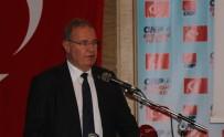 CHP Genel Baskan Yardimcisi Ve Parti Sözcüsü Faik Öztrak, Ekonomi Masasinda Konustu