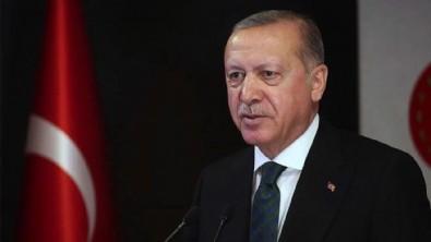 Cumhurbaşkanı Erdoğan'dan Kovid-19 Zirvesi'ne mesaj