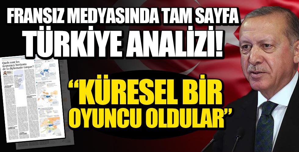 Fransız medyasında Türkiye analizi! Stratejik gücü mercek altında