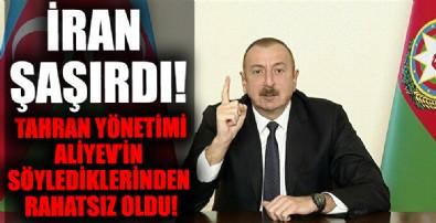 İran yönetimi Aliyev'in sözlerinden rahatsız oldu: İlişkiler iyiyken bu açıklamanın yapılması şaşırtıcı