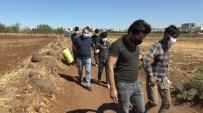 Siverek'te 17 Düzensiz Göçmen Yakalandi