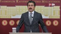 AK Partili Özkan'dan HDP'li Taşçıer'e yanıt: Yapmaya çalıştıkları terörün meşrulaştırılması