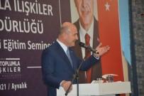 Bakan Soylu'dan Kiliçdaroglu'na Açiklamasi 'FETÖ'nün Kasetiyle Partiye Çöktün'