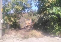 Erdek'te Zeytin Bahçesi Yollari Onarildi