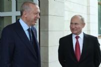 Putin'den Başkan Erdoğan'a Sputnik V aşı önerisi