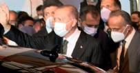 Başkan Erdoğan'dan Osman Yılmaz'a veda!