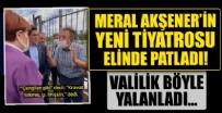 Meral Akşener'in yeni tiyatrosu elinde patladı! Valilik'ten çirkin iddiaya yalanlama