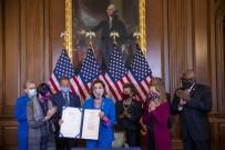 ABD'de Temsilciler Meclisi Hükümetin Kapanmasini Önleyen Geçici Bütçeyi Onayladi