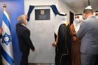 Israil'in Manama Büyükelçiligi Açildi