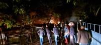 Karabük'te Iki Katli Ev, Ahir Ve Ambar Alevlere Teslim Oldu