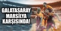 Galatasaray, Marsilya ile golsüz berabere kaldı