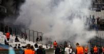 Marsilya maçı öncesi Fransız polisinden çirkin müdahale! Galatasaray taraftarına saldırdılar...
