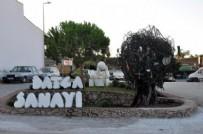CHP'li Datça Belediye Başkanı Gürsel Uçar'a 'heykel' şoku! Açılışta yalnız kaldı