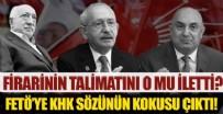 CHP'li Engin Özkoç'la ilgili bomba iddia! Firari FETÖ imamı Mahmut Yeter'den aldığı mesajı Kılıçdaroğlu'na iletti