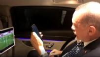 Erdoğan'dan Filenin Sultanları'na tebrik telefonu
