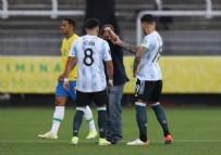 Brezilya - Arjantin maçında sınır dışı krizi yaşandı!