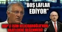 HDP'li Erol Katırcıoğlu: Kılıçdaroğlu boş laflar ediyor siyaset böyle olmamalı