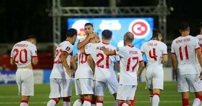 Milli Takımdan 6-1'lik tarihi hezimet!