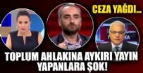 RTÜK cezayı kesti: FOX, TELE1, Halk TV, Show TV, İsmail Saymaz, Merdan Yanardağ ve Didem Arslan Yılmaz...