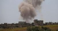 Eli kanlı Esed güçleri İdlib'de sağlık merkezini hedef aldı: 1 ölü, 3 yaralı