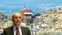 Tunç Soyer'in kaçak villasına CHP'li belediye koruması!