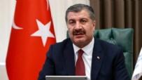 Bakan Fahrettin Koca'dan 'TURKOVAC' müjdesi: Acil kullanım onayına geldi