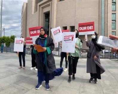 EBA TV'de eğitim veren başörtülü öğretmeni hedef alan Can Ataklı'nın davasında flaş gelişme! Savcı süre istedi!
