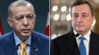 Erdoğan, İtalya Başbakanı Draghi ile görüştü